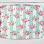 Blue Rose Strip Tray