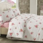 Florina 2 Cotton Bed Linens Set (Double Size)