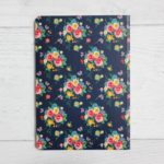 Flower Garden Large Notebook